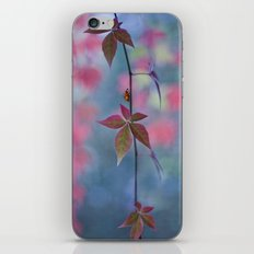 Just a beautiful day iPhone & iPod Skin