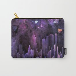 Ultraviolet Crystal World Carry-All Pouch