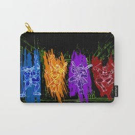 TMNT Rock Carry-All Pouch
