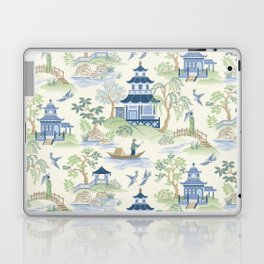 Chinoiserie Laptop & iPad Skin