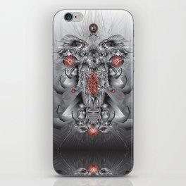 elephantmon iPhone Skin