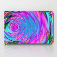 60s iPad Cases featuring Psychedelic 60s by Alice Gosling