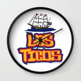 Costa Rica Los Ticos ~Group E~ Wall Clock