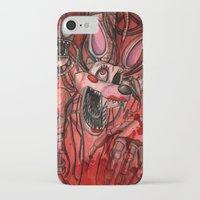 fnaf iPhone & iPod Cases featuring The Mangle by Attie A
