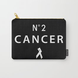 No. 2 Cancer Carry-All Pouch