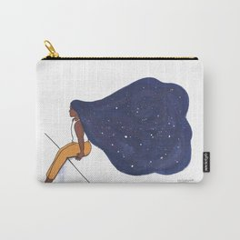 Star Woman Carry-All Pouch