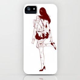 Sailor Mars iPhone Case