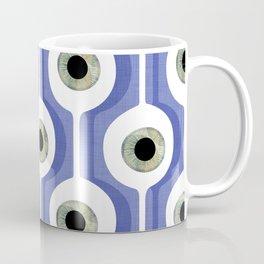 Eye Pod Purple Coffee Mug