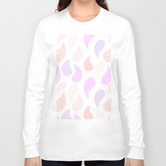 Ice-cream drops  Long Sleeve T-shirt
