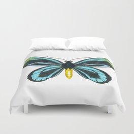 Queen Alexandra' s birdwing butterfly Duvet Cover