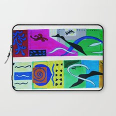 inspiration from Matisse Laptop Sleeve