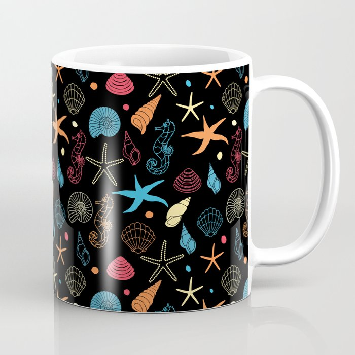 Starry Sea Coffee Mug