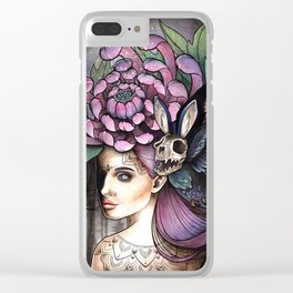 Assassination of the Sun Clear iPhone Case