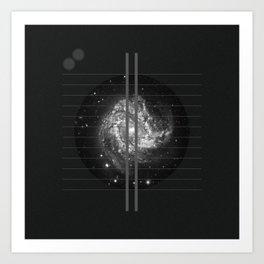Metric Art Print