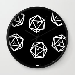 Crit Wall Clock