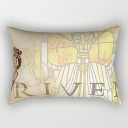 Riven Rectangular Pillow