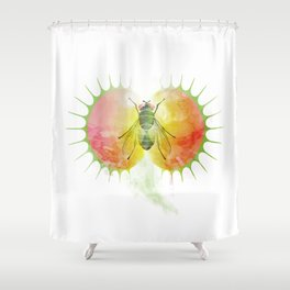 VENUS FLYTRAP (welcome to the afterlife) Shower Curtain