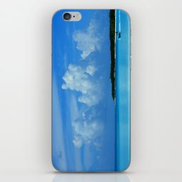 One More Day in The Paradise iPhone Skin