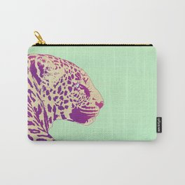 Leopard under the Sun Carry-All Pouch