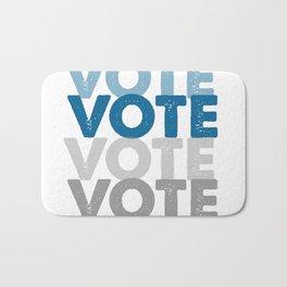 VOTE NOW TRUMP CLINTON 2016 Bath Mat