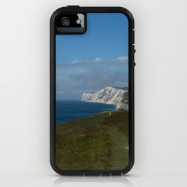 On Afton Down iPhone Case