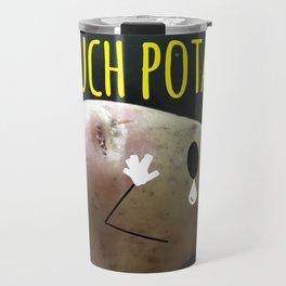Couch potato Travel Mug