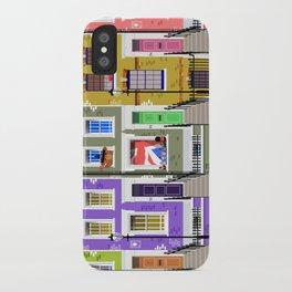 BRITZ SUNDAY iPhone Case