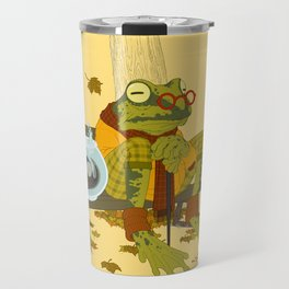 Day Out with Grandpa Travel Mug