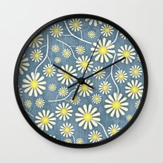 Classical Spring 1 Wall Clock
