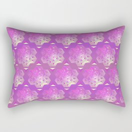 3D geometric shape Rectangular Pillow