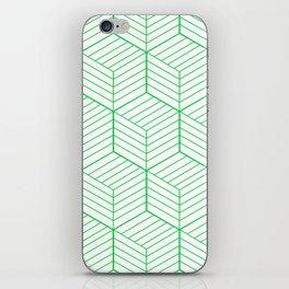 ZADA ((true green)) iPhone Skin