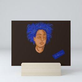 Inner Thoughts Mini Art Print