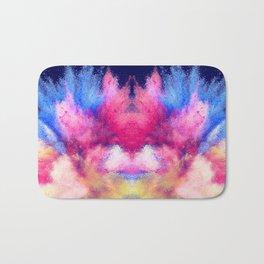 Color explosion Bath Mat