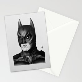 The Bat Drawing Stationery Cards