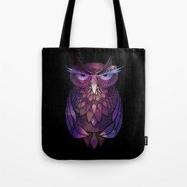 Space Owl Tote Bag