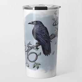 Carrion Crow Travel Mug
