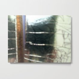 Texturas 03 Metal Print