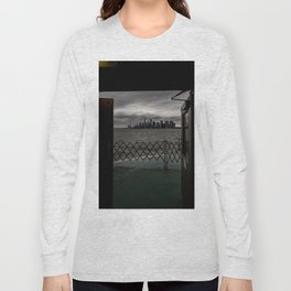 Doorway to NYC Long Sleeve T-shirt
