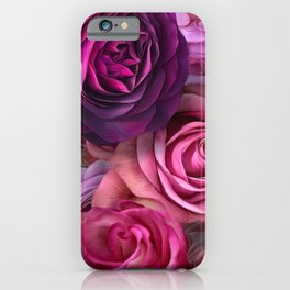 Deep Love iPhone Case