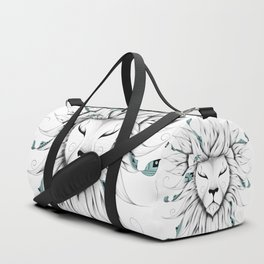 Poetic King Duffle Bag