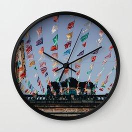 Mexico 05 Wall Clock