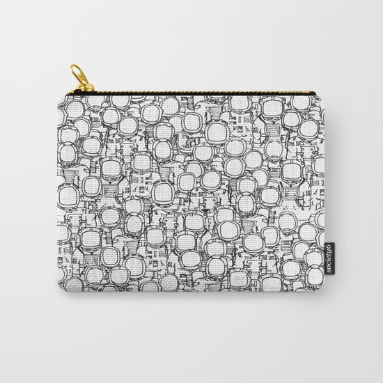Astronauts (bunches!) Carry-All Pouch