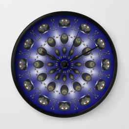 The Knights of the Round Table Wall Clock