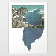 Lakeberg Art Print