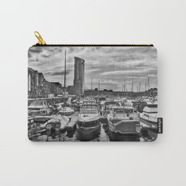 A Trip To The Marina. Carry-All Pouch