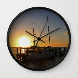 Dixie Dreams Wall Clock