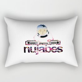 Nujabes -luv sic- Rectangular Pillow