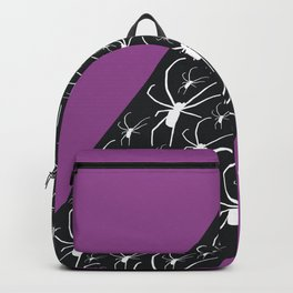 Many Spiders crawling Backpack