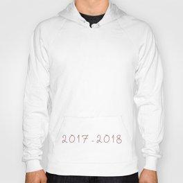 2017-2018 Hoody