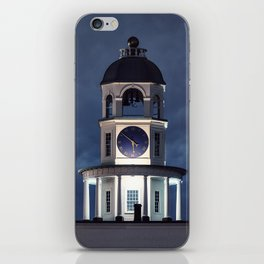 Old Town Clock iPhone Skin